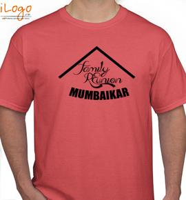 MUMBAIKAR - T-Shirt