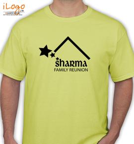 sharma family reunion - T-Shirt