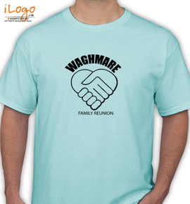 WAGHMARE - T-Shirt
