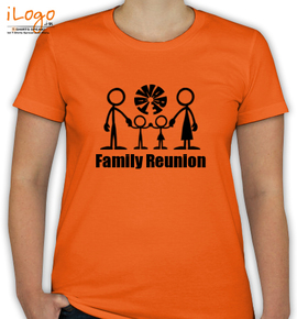 TAWARE FAMILY - T-Shirt [F]