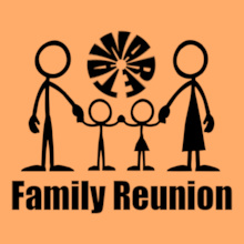 Family Reunion TAWARE-FAMILY T-Shirt