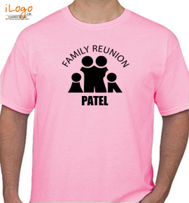 PATEL FAMILY - T-Shirt