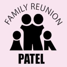 Family Reunion PATEL-FAMILY T-Shirt