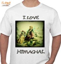 Himachal HIMACHAL T-Shirt