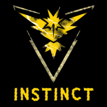 Pokemon Go instinct T-Shirt