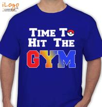 Pokemon Go time-to-gym T-Shirt