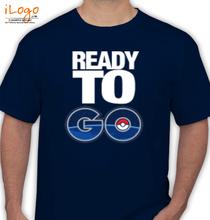 Pokemon Go ready-to-go T-Shirt
