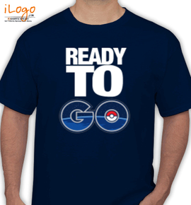 ready to go - T-Shirt