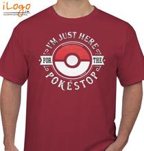 Pokemon Go poke-stop T-Shirt
