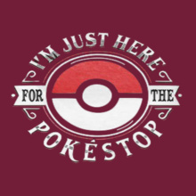 Pokemon Go poke-stop T-Shirt