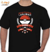 Pokemon Go pokemon-trainer T-Shirt
