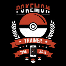 Pokemon Go pokemon-trainer T-Shirt