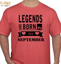 LEGENDS-BORn T-Shirt