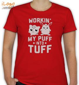 my-puff-into-tuff - T-Shirt [F]