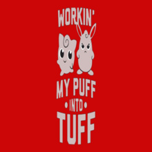 Pokemon Go my-puff-into-tuff T-Shirt