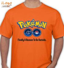 Pokemon Go gogogo T-Shirt