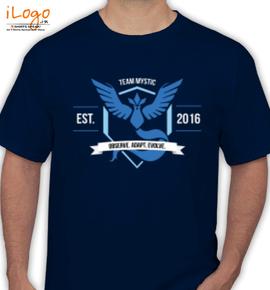 mystic - T-Shirt