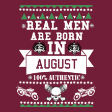 Legends are Born in August LEGENDS-BORN-IN-AUGUST..-.. T-Shirt