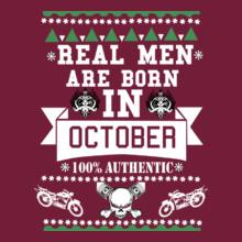 Legends are Born in October LEGENDS-BORN-IN-OCTOBER..-.. T-Shirt