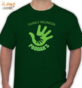 PODDARS HAND - T-Shirt