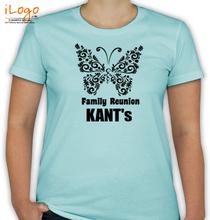 Family Reunion kants-family T-Shirt