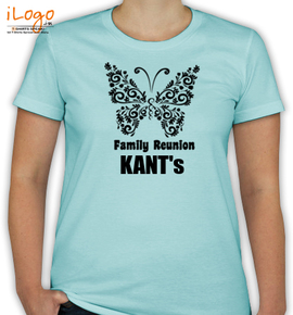 kants family - T-Shirt [F]