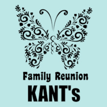 Family Reunion kants-family T-Shirt