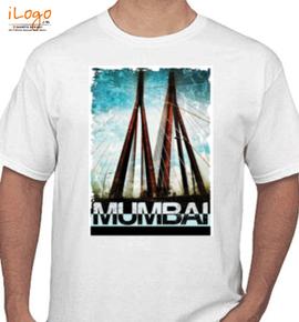 Mumbai-sealink - T-Shirt