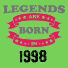 legend-are-born-in-. T-Shirt