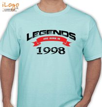 Legends are Born in 1998 legend-are-born-in-%C.%C T-Shirt
