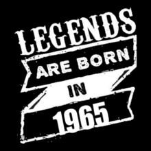 Legends are Born in 1965 Legends-are-born-in-% T-Shirt