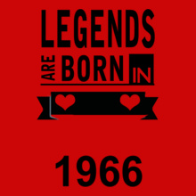 Legends are Born in 1966 Legends-are-born-in-%B T-Shirt