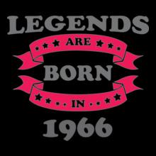 Legends are Born in 1966 Legends-are-born-in- T-Shirt