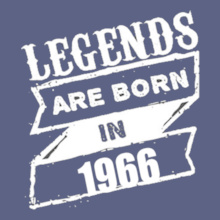 Legends are Born in 1966 Legends-are-born-in-.. T-Shirt