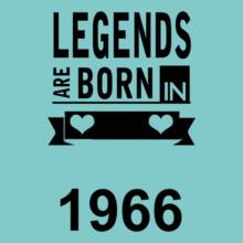 Legends are Born in 1966 Legends-are-born-in-... T-Shirt