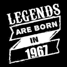 Legends are Born in 1967 Legends-are-born-in-%A T-Shirt