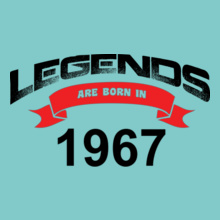 Legends are Born in 1967 Legends-are-born-in-%A%A T-Shirt