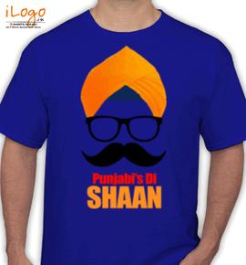 punjabi di shaan - T-Shirt