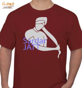 sardar jatt - T-Shirt