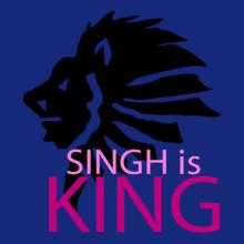 singh-is-king. T-Shirt