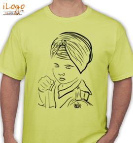 chhota sardar - T-Shirt