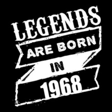 Legends-are-born-in-. T-Shirt