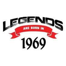 Legends are Born in 1969 Legends-are-born-in-%C. T-Shirt