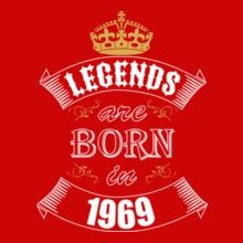 Legends are Born in 1969 Legends-are-born-in-%A% T-Shirt