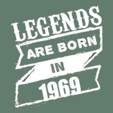 Legends are Born in 1969 Legends-are-born-in-%A%C T-Shirt