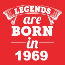 Legends are Born in 1969 Legends-are-born-in-.-. T-Shirt