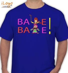 bale bale% - T-Shirt