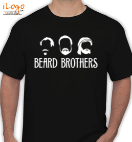 beard brothers - T-Shirt