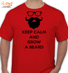 Keep your beard - T-Shirt