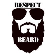respect-beard T-Shirt
